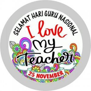Hari Guru Nasional 25 November