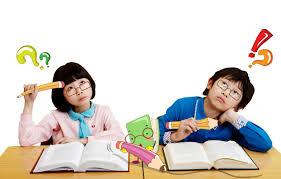 Proses Belajar Anak melalui guru les private fbe ke rumah.